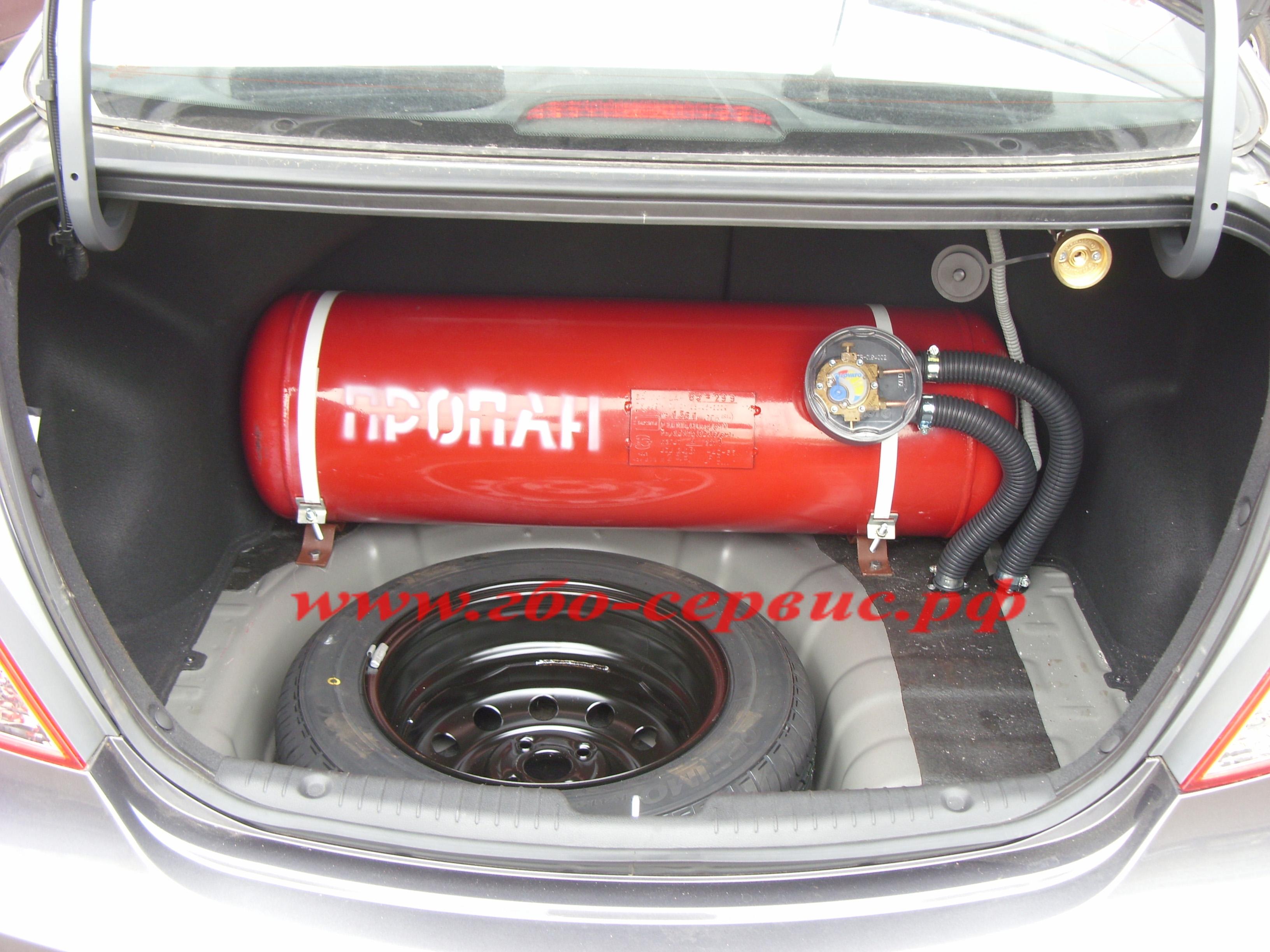Как поставить газ своими руками 356
